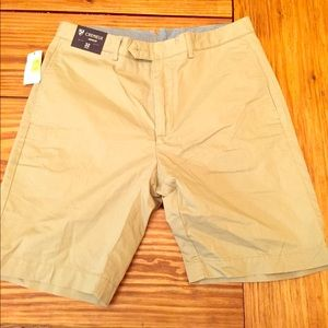 Daniel Cremieux Other - NWT Men's Flat Front Khaki Shorts 🔵