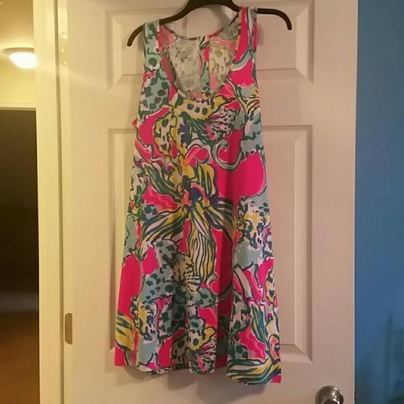 f294187dc16841 Lilly Pulitzer Dresses | Melle Trapeze Dress | Poshmark
