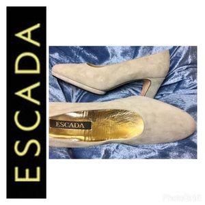 Escada Shoes - Escada Signature Pumps