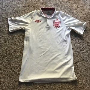 Umbro Other - England soccer jersey