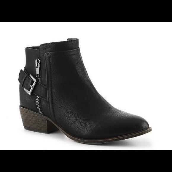 Madden Girl Huntz Ankle Booties