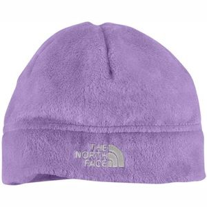 North Face Other - Purple Oso north face girls beanie
