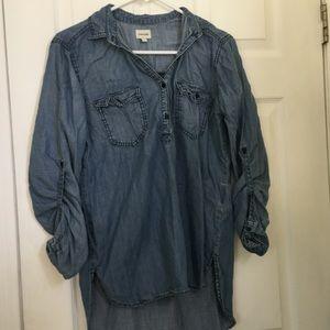 Tops - Women's jean shirt