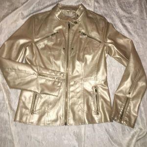 Antique Gold Jacket by Frida