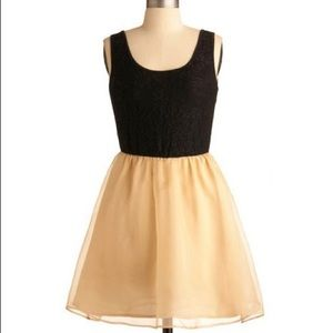 Modcloth Dress Rehearsal Dress, NWOT size M