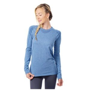 NUX Tops - New With Tags- Nux Athletic Long Sleeve