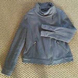 GAP Moto Jacket in Heavy Cotton Sz M NWOT
