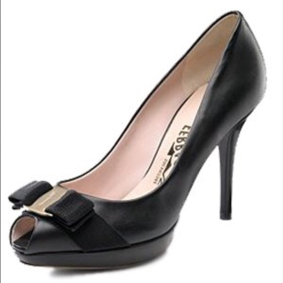 Salvatore Ferragamo Gilia Leather Pumps wholesale price cheap online outlet view discount best wholesale sale the cheapest buy cheap low cost bJWGJziU