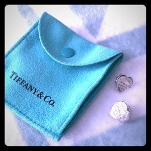 Tiffany & Co. Jewelry - Return to Tiffany Large Heart Earrings
