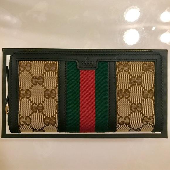 Gucci Wallet Classic