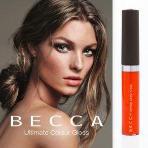 ✨ BECCA Ultimate Colour Gloss in Malibu Punch