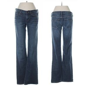 J Crew Hipslung Stretch Jeans