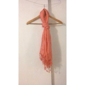 Accessories - orange pashmina **bundle deals**