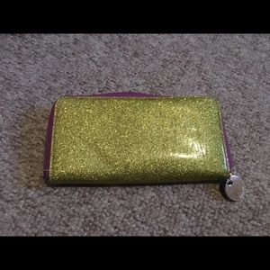 *SOLD* Dew Luxe large wallet
