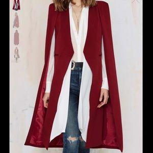 Lavish Alice cape jacket