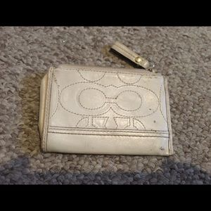 *SOLD* Coach Key Wallet
