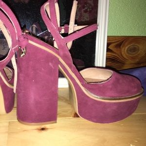 313d2a11d3 Free People Shoes - Free People Star Crossed Platforms