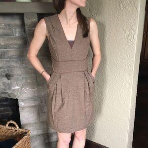 Adam Dresses & Skirts - Rare Adam by Adam Lippes Tweed Sleeveless Dress