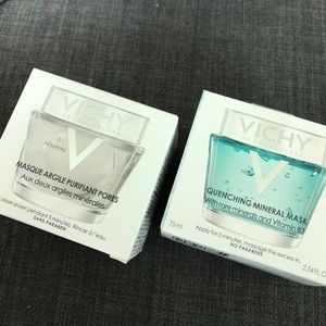 vichy Other - Set of TWO VICHY masks. NEW never opened