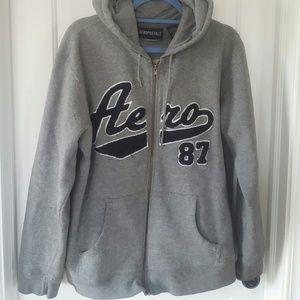 Aeropostale Tops - Aeropostale full-zip hoodie