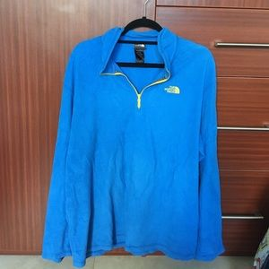 The North Face Other - The north face men's sz XL half zip sweater