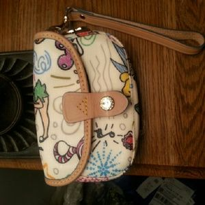 Limited Edition Disney Dooney and Bourke Wristlet