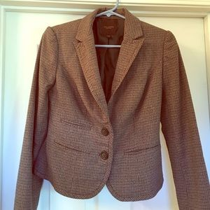 The Limited Collection Tweed Style Jacket