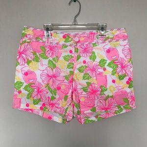 Lilly Pulitzer Shorts, Callahan Style