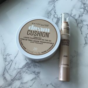 Maybelline Other - NEW❗️Maybelline Dream foundation &concealer in 20