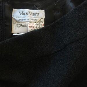 MaxMara pencil skirt