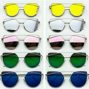 11 By Boris Bidjan Saberi Accessories - Iconic Cat-Eye Sunglasses