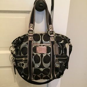 Coach Handbags - Authentic Coach Poppy Edition EUC