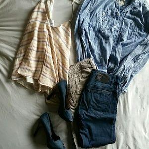 Men & Womens clothing