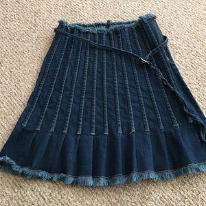 Akdmks Dresses & Skirts - Akdmks Denim Skirt