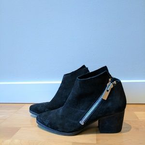 Black side Belle by Sigerson Morrison booties