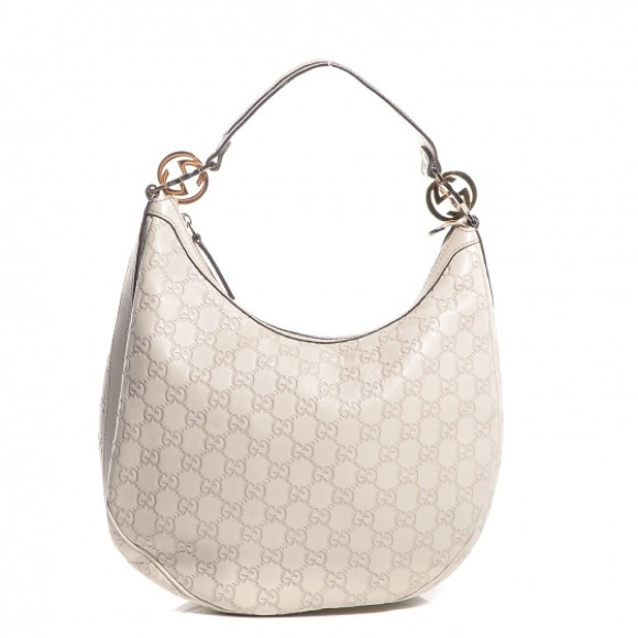 484b793ab863 Gucci Bags | Ssima Gg Leather Twins Medium Hobo Bag | Poshmark