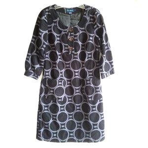 Boden Dresses & Skirts - Boden Giant Geo Print Shift Dress