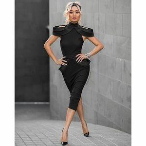 Zhivago Dresses & Skirts - Black Nephthys Zhivago Dress