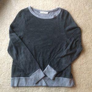 Grey sweatshirt top size S