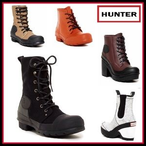 Hunter Boots Shoes - HUNTER ORIGINAL BOOTS AMAZING STYLES!