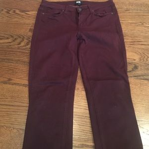 Paige jeans size 30. Purchased this season!