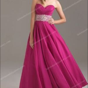 Night Moves Dresses & Skirts - Beautiful Prom Dress