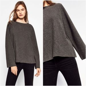 Zara Sweaters - Zara Bell Sleeve Sweater