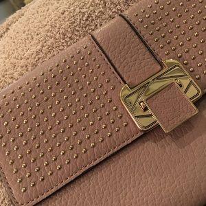 Rebecca Minkoff Handbags - 🎉HP🎉 Rebecca Minkoff Coco Leather Stud Clutch