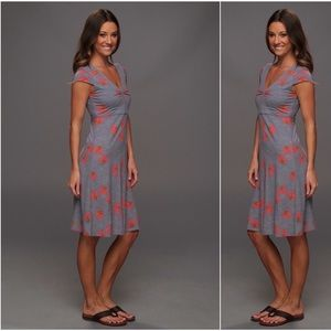 Horny Toad Dresses & Skirts - Horny Toad Rose Marie Short Sleeve Dress Like New!