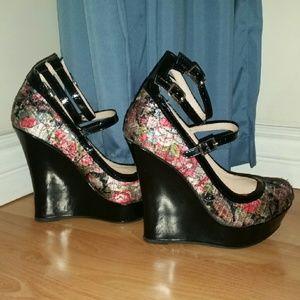 Alba Shoes - ALBA WEDGES