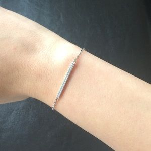 Muse Refined Jewelry - .925 Sterling Silver Bracelet