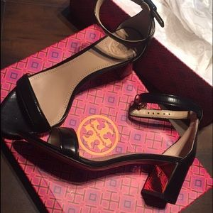 Tory Burch Shoes - Tory Burch Cecile one strap block heel