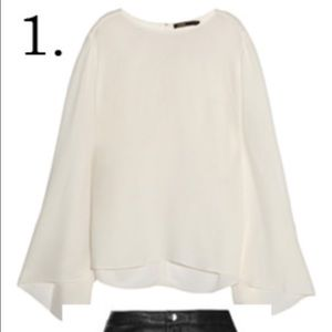 Maje Tops - Maje cream blouse