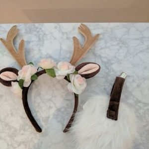 Accessories - Deer costume
